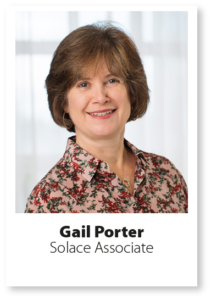 Headshot Gail Porter