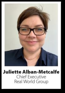 Headshot Juliette Alban-Metcalfe