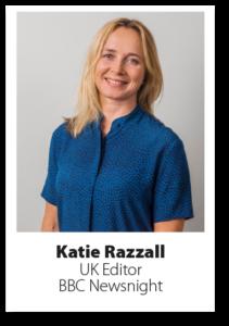 Headshot Katie Razzall