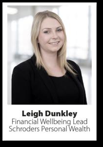 Headshot Leigh Dunkley