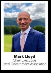 Headshot Mark Llord