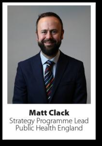 Headshot Matt Clack