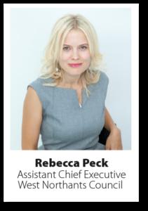 Headshot Rebecca Peck