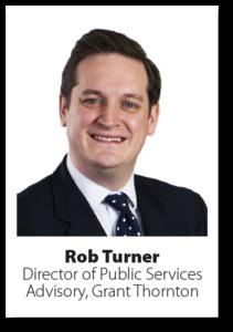 Headshot of Rob Turner