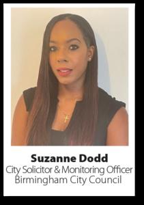 Headshot Suzanne Dodd