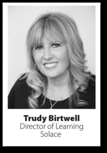 Headshot of Trudy Birtwell